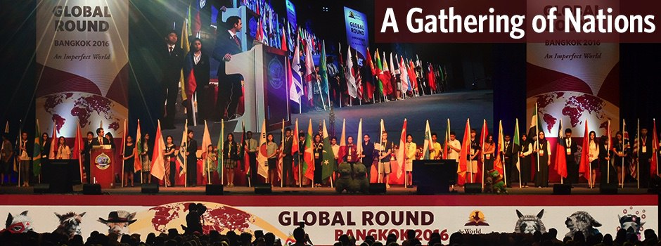A Gathering of Nations