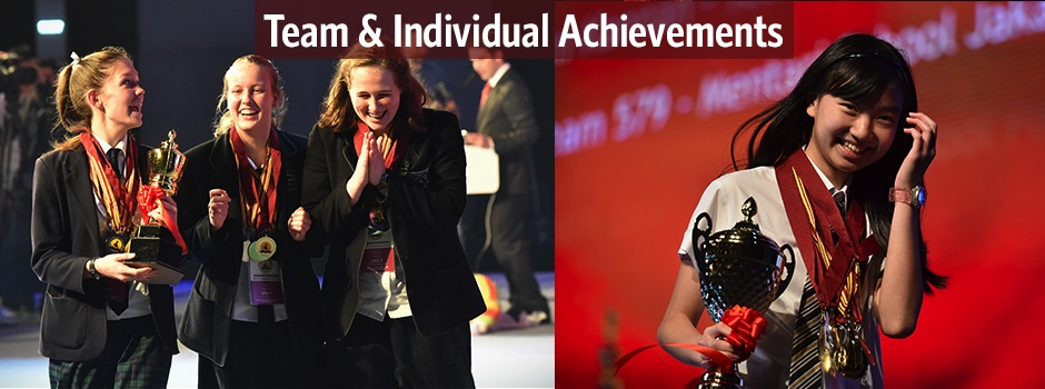 Team and Individual Achievements